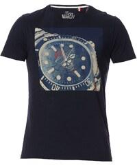Mister Marcel T-shirt - bleu marine