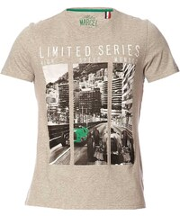 Mister Marcel T-shirt - gris chine