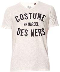Mister Marcel T-shirt - blanc