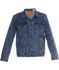Levi's The Trucker - Mantel - blau