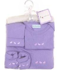 Les Bébés d Elysea 5-er Set - violett