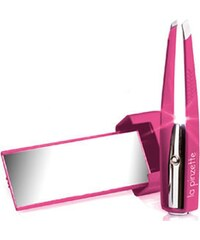 Le comptoir des tendances Pinzette - Pince à épiler lumineuse - rose