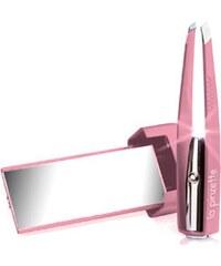 Le comptoir des tendances Pinzette - Pince à épiler lumineuse - rose clair