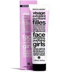 Benta Berry Visage Exfoliant Filles - 100 ml