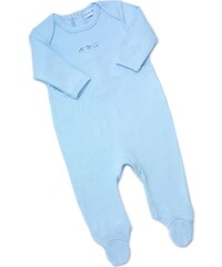 Les Bébés d Elysea Strampler - himmelblau