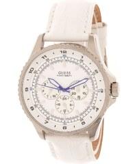Guess Uhr - aus weißem Leder