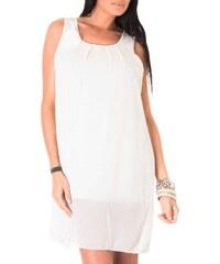 Toutes les robes Robe tunique - blanche