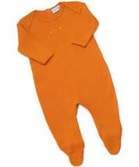 Les Bébés d Elysea Strampler - orange