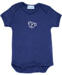 Les Bébés d Elysea Body - marineblau
