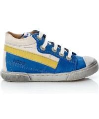 Mod8 Kelio - High Sneakers aus Leder - blau