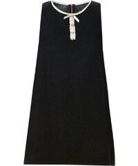 Le dressing d'Alisson Kleid mit kurzem Schnitt - schwarz