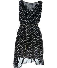 Le dressing d'Alisson Kleid mit fließendem Schnitt - schwarz
