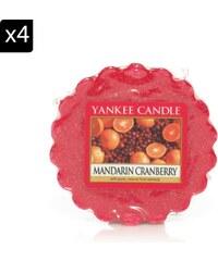 Yankee Candle Mandarine et canneberge - Parfümierte Kerze