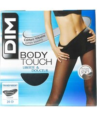 Dim Collant Body Touch liberté & douceur - Collant voile - noir