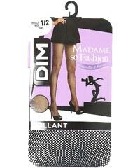 Dim Collant Madame so Fashion - Netzstrumpfhose - schwarz