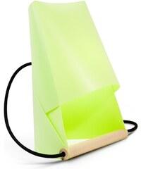 Entreautre Furoshiki - Lampe de chevet et de bureau - Vert anis