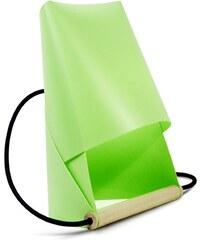Entreautre Furoshiki - Lampe de chevet et de bureau - vert foncé