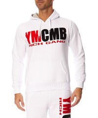 YMCMB Sweat à capuche - blanc