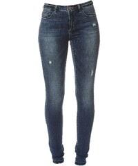 Only ULTIMATE REG SK - Jean skinny - denim bleu