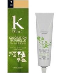 K Pour Karité Coloration naturelle semi-permanente - Blond moyen n°7