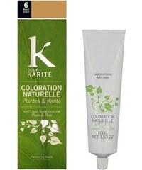 K Pour Karité Coloration naturelle semi-permanente - Blond foncé n°6
