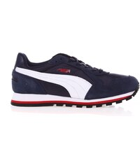 Puma St Runner - Sneakers - marineblau
