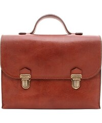 De Rigueur BEV - Sac en cuir - Marron Vintage