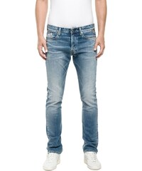 Replay Waitom - Jeans mit Slimcut - blau