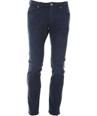Selected Jeans mit Slimcut - marineblau