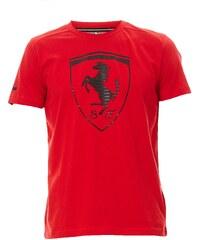Puma Ferrari - T-Shirt - rot