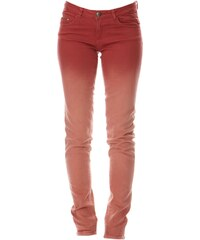 Best Mountain Jeans mit Slimcut - rot