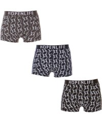 Hope N Life Ultorp - 3-er Pack Boxershorts - mehrfarbig
