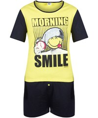 Pomm'Poire Morning Smile - Pyjama - jaune