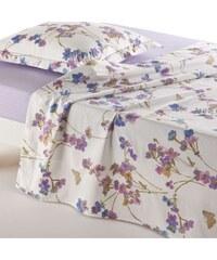 Anne De Solène Garden Dream - Drap plat - violet