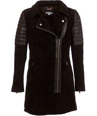 Pôle Nord Miranda - Manteau en cuir - noir