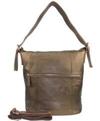 Paquetage Handtasche - bronzefarben