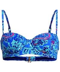 Juicy Couture La Palma Paisley - Haut de maillot - bleu