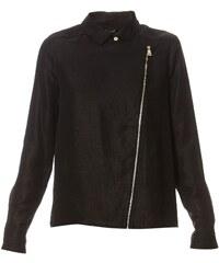 Marciano Guess ZIP SHIRT - Bluse - schwarz