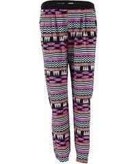 Seafolly Survival - Pantalon de plage en soie - multicolore