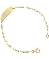 Tous mes bijoux Bracelet en or - jaune