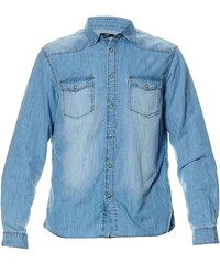 Celio BAJEAN DOUBLE - Hemd - jeansblau