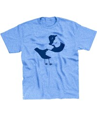 Monsieur Poulet French colombes - T-shirt - bleu