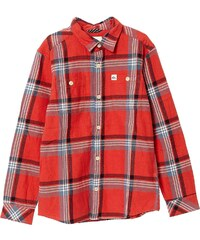 Quiksilver Chemise - rouge