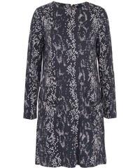 French Connection Northern - Kleid mit Trapezschnitt - gemustert