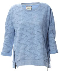 Pepe Jeans London Lola - Pull - bleu clair