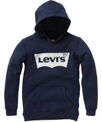 Levi's Kids Batsweat - Sweat - à capuche bleu marine