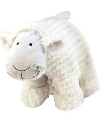 Les Bébés d Elysea Pompon le Mouton - Kuschelkissen - weiß