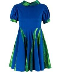 Caran Diana - Robe courte - bleu