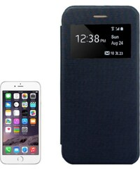 Good Buy iPhone 6 - Étui flip cover view - bleu