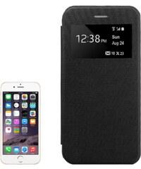 Good Buy iPhone 6+ - Étui flip cover - noir